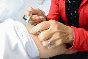 10.000 Stone vacunas esta sanitarios