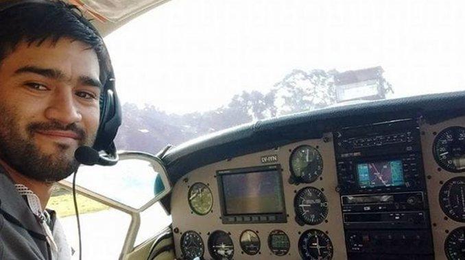 tripulantes avión