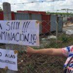 termoeléctricas contra intendente Rosa Araucaria vicejefe fallo
