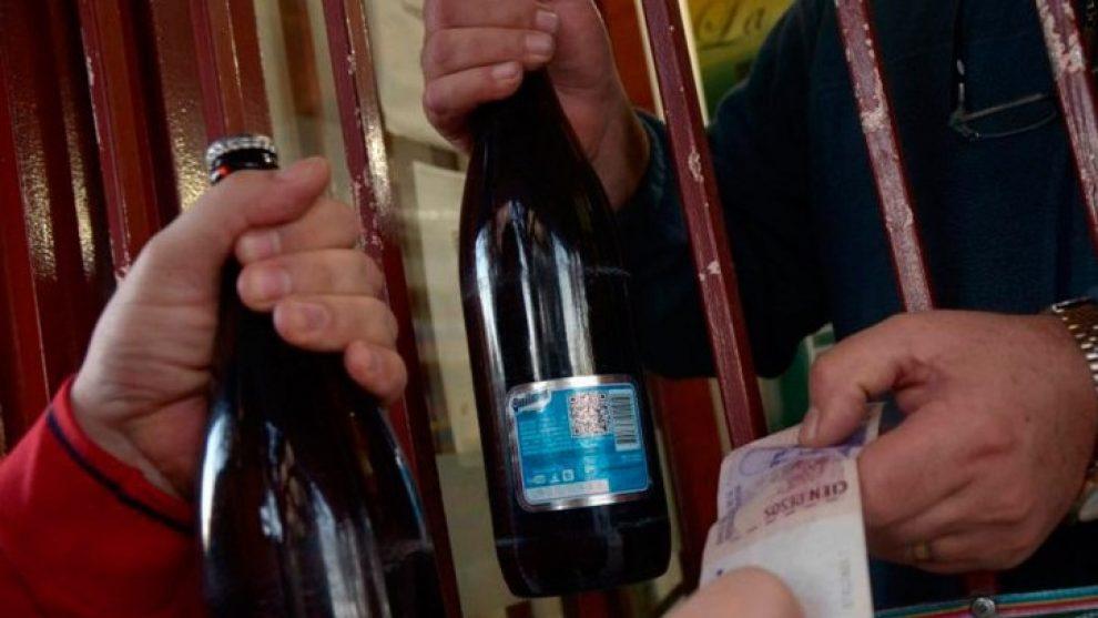 alcohol venta