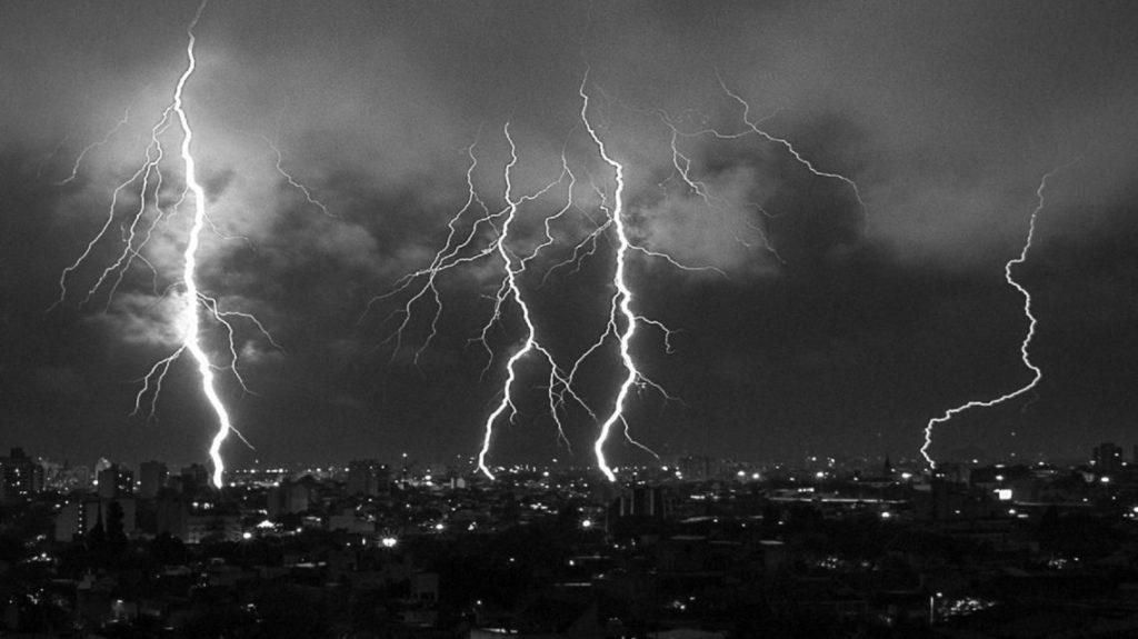 tormentas tormentas eléctricas