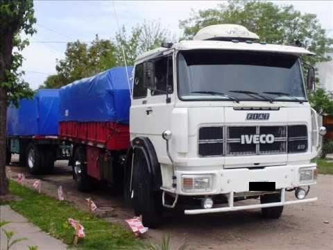 batería de un camión