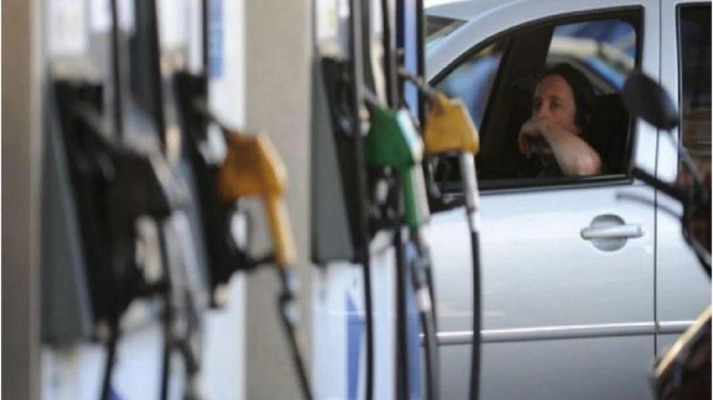 mantener la nafta 9% el año