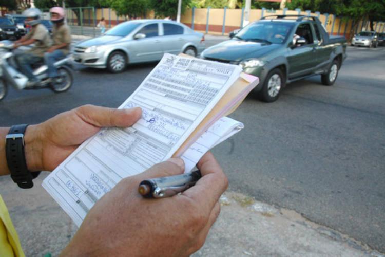 las multas