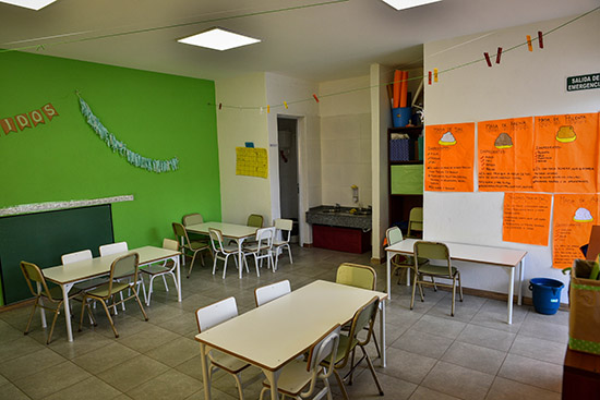 Centros de Desarrollo Infantil