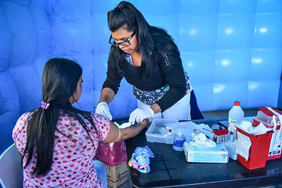 vuelven pediatría La Matilde mortalidad infantil