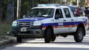 Un policía su sobrina su pareja Parque Florido